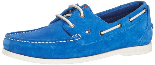 Tommy Hilfiger Men's Chino 9B Boat Shoes Turkish Sea 44 EU