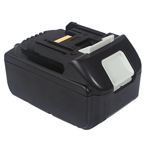 FLAGPOWER 4.0A 18V Werkzeug Akku Batterie für Makita BL1830 BL1840 BL1815 BL1835 194204-5 194205-3 194309-1 4000mAh Batterie Li-ion Accu (Akkus Makita Bl1815 18 Volt)