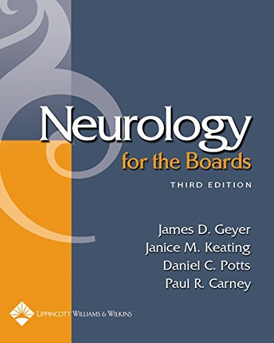 Neurology for the Boards by James D. Geyer (2006-02-01)
