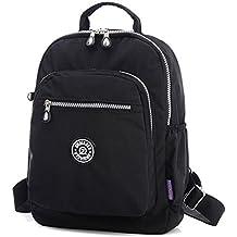 Outreo Mochilas Escolares Mujer Bolso Impermeable Bolsos de Moda Escuela Casual Daypack Colegio Backpack Ligero Bolsas de Viaje Sport Bag para Libro