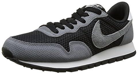 Nike Damen Air Pegasus 83 Sneakers, Schwarz (Black/Cool Grey/White/Wolf Grey), 40 EU