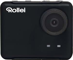 Rollei S-50 WiFi Ski Edition Aktion-Camcorder (14 Megapixel, Full HD Video-Auflösung, 1080p) Schwarz