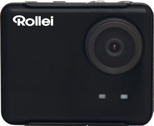 Rollei S-50 WiFi Ski Edition Aktion-Camcorder (14 Megapixel, Full HD Video-Auflösung, 1080p) Schwarz S50 Camcorder