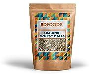 DFOODS Organic Wheat Dalia 450g