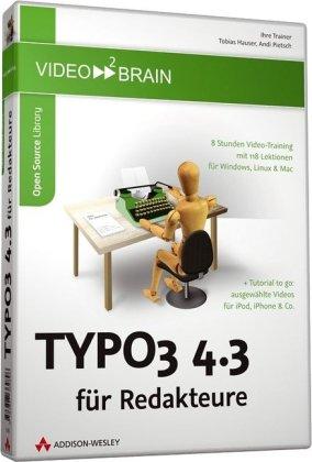 Typo3 4.3 für Redakteure