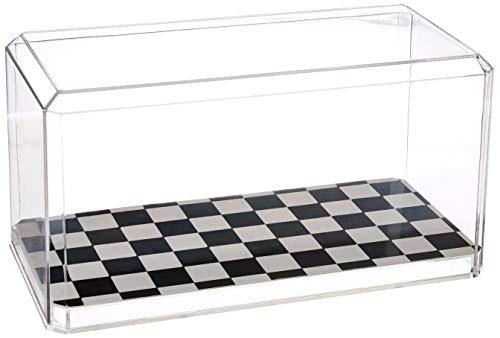 US Flag Store 94CCheckered Maßstab 1:24 Kariert Schaukasten Klar, Schwarz, Weiß (Pioneer Weiß)