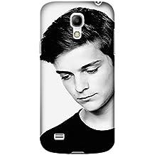 La nueva cubierta delgada funda de Música Martin Garrix TPU ultra para el Samsung Galaxy S4 - XCCRDHEF019434