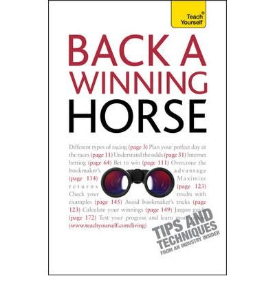 [ TEACH YOURSELF BACK A WINNING HORSE ] by Levez, Belinda ( Author ) [ Feb- 26-2010 ] [ Paperback ]