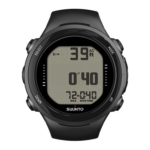 Suunto D4i Novo Dive Computer Collection
