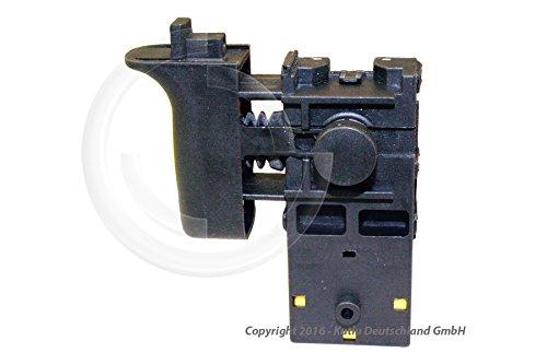 Schalter für Makita Typ HR2470F (Artikelnr. 650589-4)