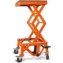 Caballete Elevador ConStands Moto Cross Lift XL + Ruedas Naranja Husaberg FE 500/ 501/ 550/ 570/ 600/ 650 E