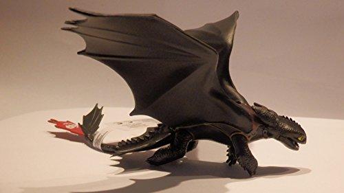Preisvergleich Produktbild Drachenzähmen leicht gemacht Dragons Nachtschatten Figur Ohnezahn by Mara