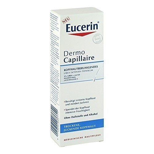 Eucerin DermoCapillaire Urea Tonikum, 100 ml