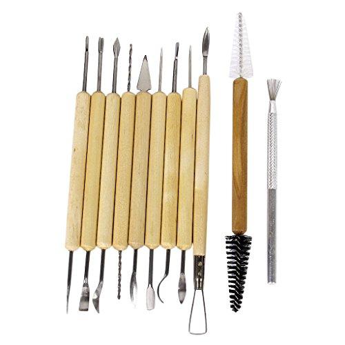 set-de-11-piezas-de-para-cermica-de-arcilla-material-madera-y-metal-excelente-para-trabajar-con-arci