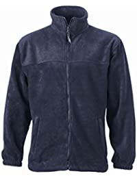 James & Nicholson Homme Veste polaire Full-zip