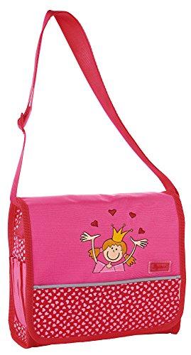 sigikid 23061 - Kindergartentasche, Pinky Queeny