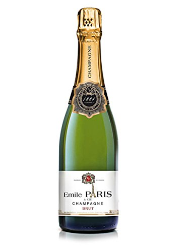 Emile Paris Champagne Brut - 750 Ml