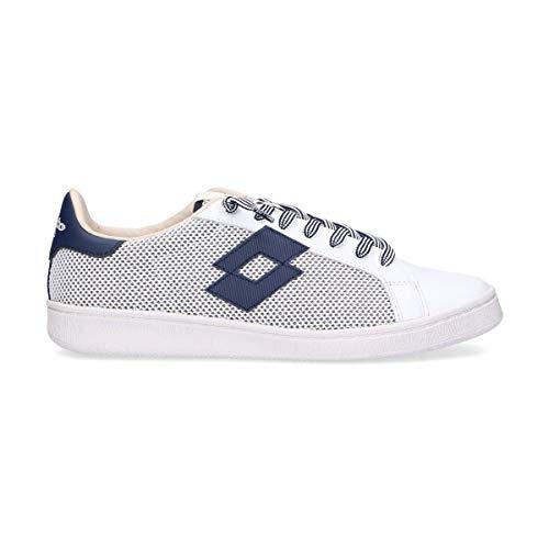 Lotto Leggenda Sneakers Uomo L4556white Pelle Bianco