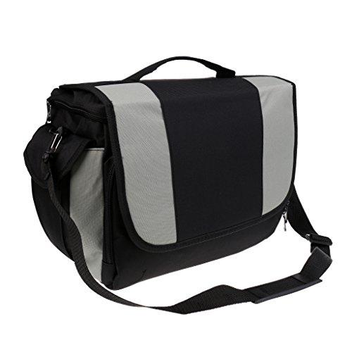 Gazechimp Friseur Werkzeugtasche Friseurtasche - Handtasche, Schultertasche Unterwegs Reise Haarstyling Tool Transporttasche