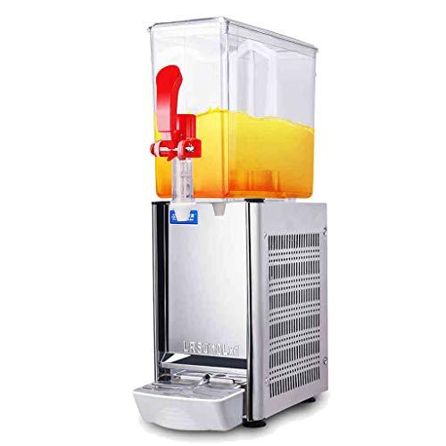 JCOCO 2,2 Gallonen-Saftpresse - Silent Edelstahl-Heiß- und Kaltgetränkemaschine, temperaturgesteuertes Restaurant und Familientreffen - für die Zubereitung von Saft, Tee und Kaffee (cafeteria)
