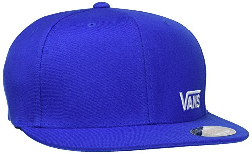 Vans_Apparel Herren Splitz Baseball Cap, Blau (Royal Blue), Herstellergröße: Small/Medium Royal Blue Cap