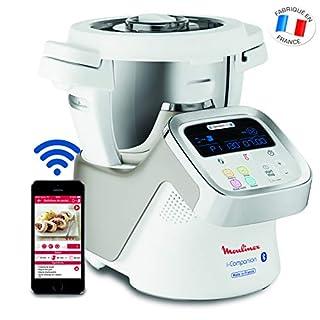 Moulinex HF900110 i-Companion Robot Multifunzione da Cucina, Connesso alla sua App Dedicata (B01LXZR6ZO) | Amazon price tracker / tracking, Amazon price history charts, Amazon price watches, Amazon price drop alerts