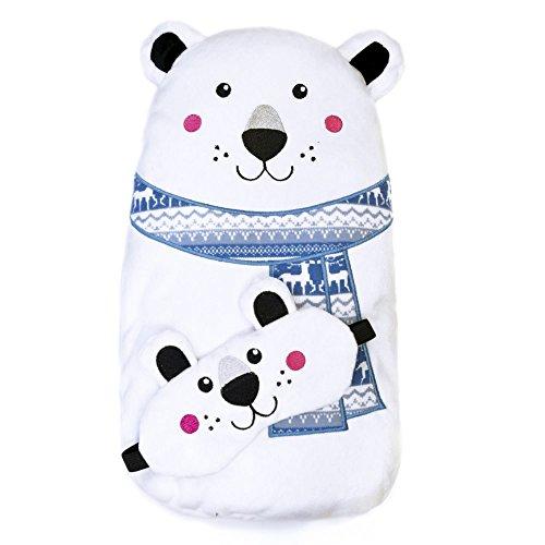 revetement-en-peluche-bouteille-deau-chaude-en-caoutchouc-avec-masque-assorti-ours-polaire