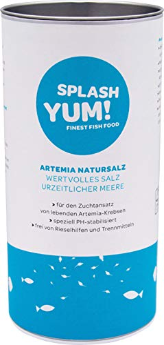 SplashYum! Artemia Natursalz Artemia-Salz (500g)