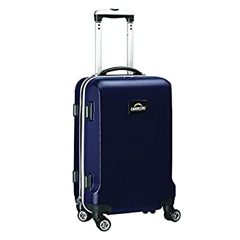 Nfl Los Angeles Chargers Carry-on Hardcase Spinner, Navy 0