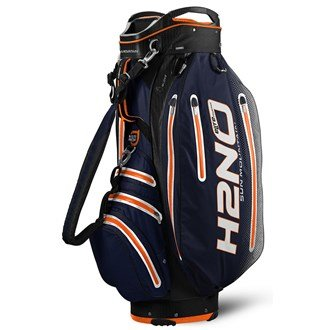 Sun Mountain H2No Elite Sac de Golf Mixte Adulte, Marine/Noir/Orange