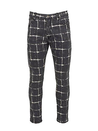 Pantalone nero newalex (42-44-46-48-50) (42-44-46-48-50)