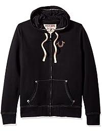 57a67dbc1 Amazon.co.uk  True Religion - Hoodies   Hoodies   Sweatshirts  Clothing
