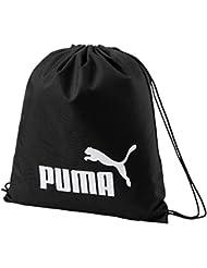 Puma Phase, Sacca Sportiva Unisex-Adulto, Nero Black, Taglia Unica