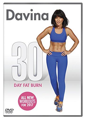 davina-30-day-fat-burn-new-for-2017-dvd