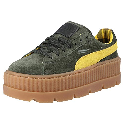 X Puma Suede Turnschuhe Rihanna Creeper Suede