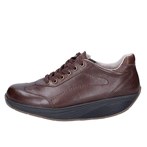 MBT Pata Classic Zip, Zapatillas para Mujer, Negro (03N), 37 EU