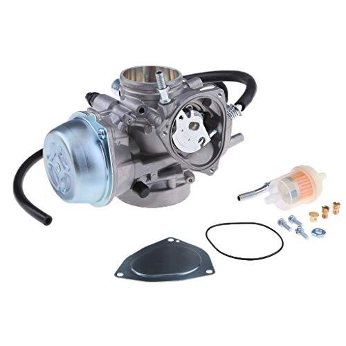 Homyl 1x Motorrad Vergaser Kit und Kraftstofffilter Für Cf Moto Cf500 Cf188 300ccm 500ccm ATV Utv