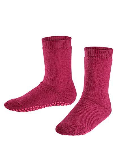 FALKE Kinder Catspads K CP Socken, Rot (Red Plum 8236), 23-26 -