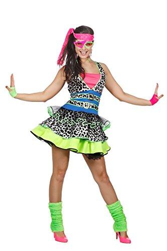 menkostüm Kleid (46) (Achtziger Jahre Kostüme Für Erwachsene)