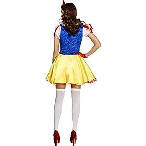 Sexy Märchen Prinzessinnen-Kostüm für Damen - S