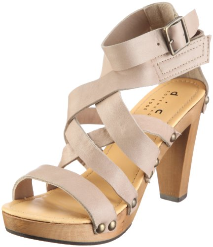 D.CO COPENHAGEN WF 1718, Damen, Sandalen/Fashion-Sandalen, gebraucht kaufen  Wird an jeden Ort in Deutschland