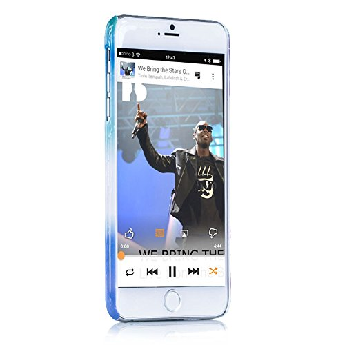 Ultra sottile HSRpro Avatar Cover per iPhone 6 (10,16 cm) Cover Custodia da Amburgo