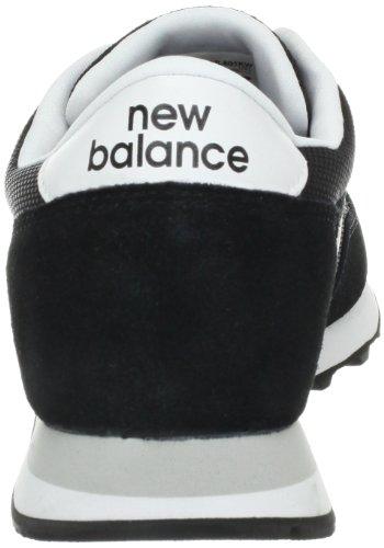 New Balance Classics Traditionnels Black White Mens Trainers Black 4