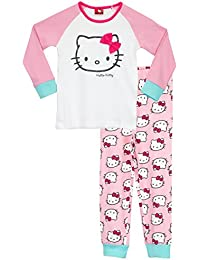 Hello Kitty - Ensemble De Pyjamas - Hello Kitty - Fille