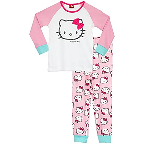 Hello Kitty - Pijama para niñas - Hello Kitty