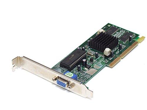 nVidia Vanta 16MB AGP 3.3V PC Graphics Card/Grafikkarte 1052-J-W5000-VANTA/16MB (Generalüberholt) -