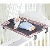Plataforma de Cambiador de Pañales para Bebé (gris)