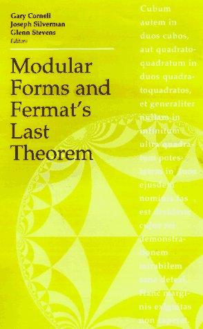 Modular Forms and Fermat's Last Theorem par From Springer
