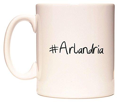 #Arlandria Becher von WeDoMugs