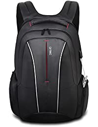 DTBG Laptop Backpack 17 Inch With USB Charging Port Anti-theft Pockets,Stylish Travel Business Backpack For Women...